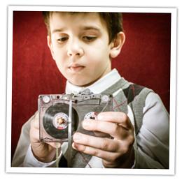 kassettbånd til cd